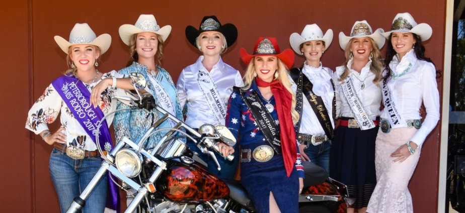 https://highlifemagazine.net - Miss Rodeo Australia
