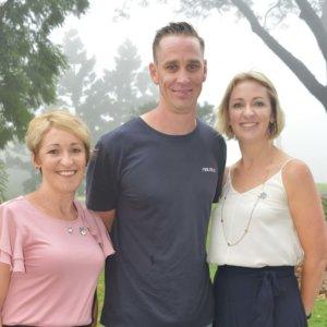 Emily O'Sullivan, Lyle McLean & Katie Sedl