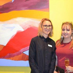 Sally Johnston & Katie Wagner