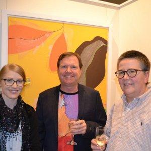 Naomi Marsh, Stephen Baxter & Sue Lostroh