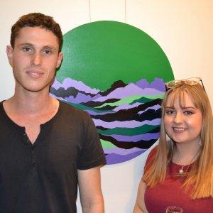 Yianni Maggacis & Katie Wagner