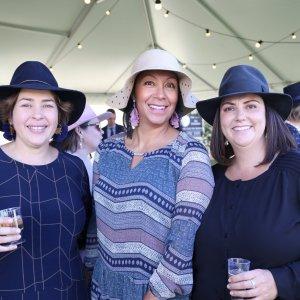 Kate Adams, Della Barnes & Marianne Pollock