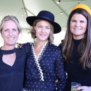 Polly Quinn, Kate Green & Sascha Estens