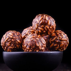 chocolate crackle balls