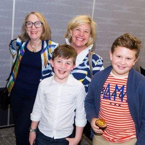 Roseanne Rowe, Emma Mactaggart, Matthew Kirkman & Oliver von Pyne - HL