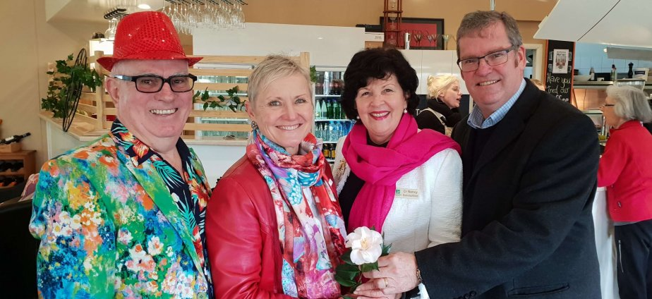 Camellia Show launch - Highlife Magazine